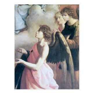 Cartão Postal Anjos