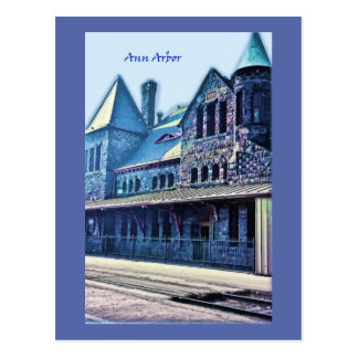 Cartão Postal Ann Arbor