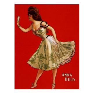 Cartão Postal Anna guardarou