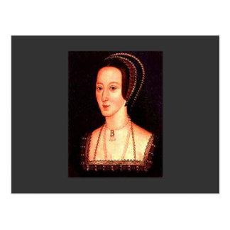 Cartão Postal Anne Boleyn