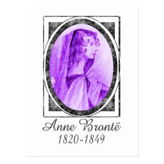 Cartão Postal Anne Brontë