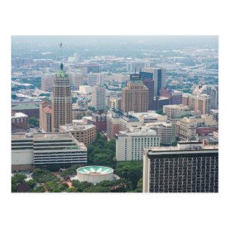 Cartão Postal Antena de San Antonio