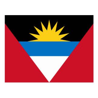 Cartão Postal Antígua e barbuda
