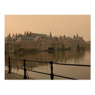 Cartão Postal antro Haag