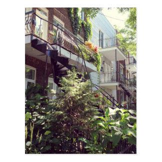 Cartão Postal Apartamento Montreal