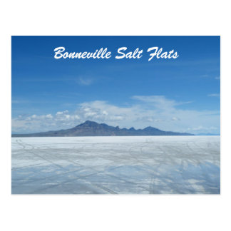 Cartão Postal Apartamentos de sal de Bonneville