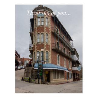 Cartão Postal Apartamentos Eureka de Flatiron