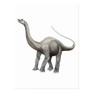 Cartão Postal Apatosaurus