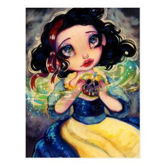 Cartão Postal Apple de desejo