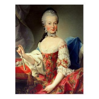 Cartão Postal Archduchess Maria Amalia Habsburgo-Lothringen