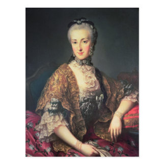 Cartão Postal Archduchess Maria Anna Habsburgo-Lothringen
