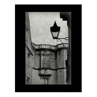 Cartão Postal Architechture de Oxford