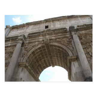 Cartão Postal Arco de Titus