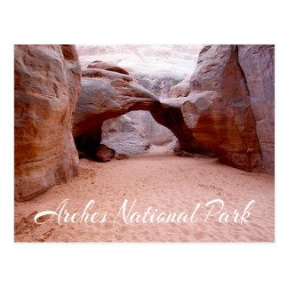 Cartão Postal Arcos parque nacional, Utá - EUA