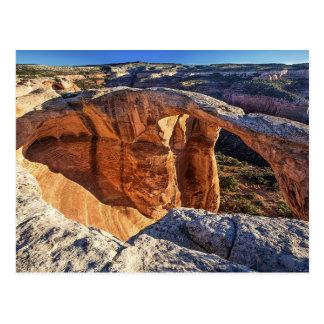 Cartão Postal Arcos parque nacional, Utá - os Estados Unidos