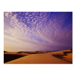 Cartão Postal Área de recreação nacional das dunas de Oregon,