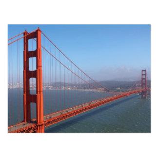 Cartão Postal Área de recreação nacional do Golden Gate