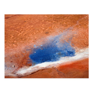 Cartão Postal Área geotérmica de Seltun