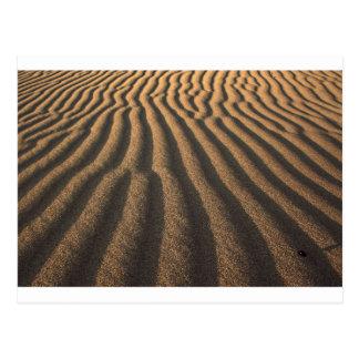 Cartão Postal areia