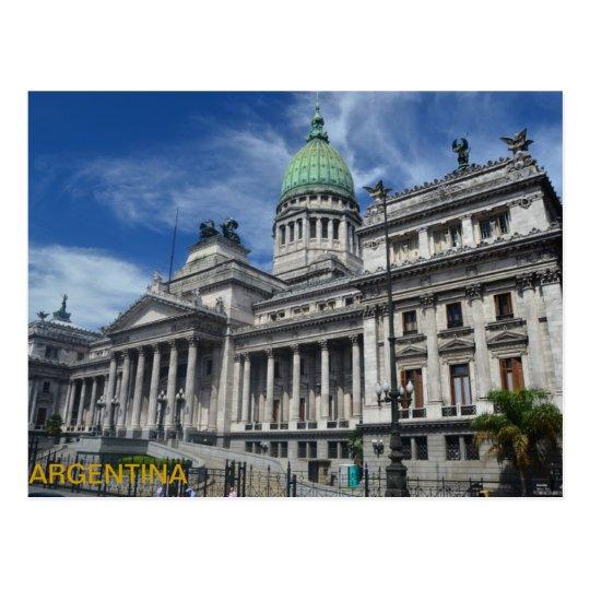 Cartão Postal - Argentina