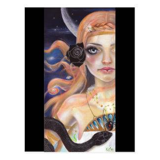 Cartão Postal Ariadne