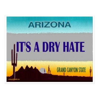 Cartão Postal arizona…