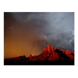 Cartão Postal Arizona de Sedona