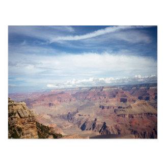 Cartão Postal Arizona do parque nacional do Grand Canyon