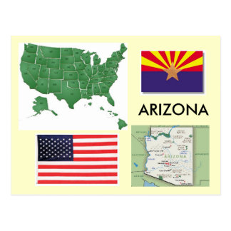 Cartão Postal Arizona, EUA