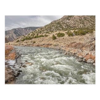 Cartão Postal Arkansas River em Colorado