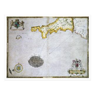 CARTÃO POSTAL ARMADA ESPANHOLA, 1588
