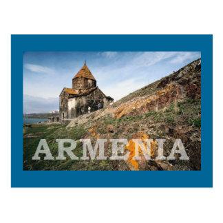 Cartão Postal Arménia