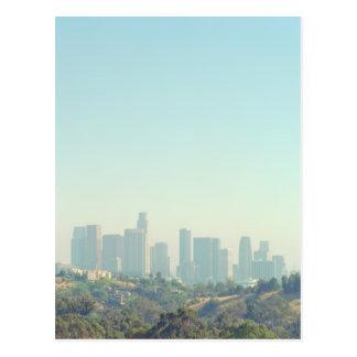 Cartão Postal Arquitectura da cidade de Los Angeles