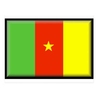 Cartão Postal Arquivos de República dos Camarões