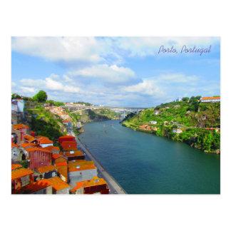 Cartão Postal Arrábida Bridge ~ Porto, Portugal