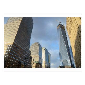 Cartão Postal Arranha-céus de New York