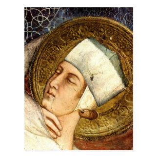 Cartão Postal Arte de Simone Martini