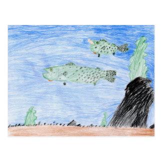Cartão Postal Arte de vencimento por E. Riley - categoria 4