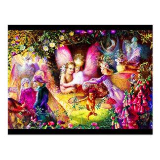 Cartão Postal Arte-Fitzgerald Cartão-Clássica 13