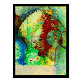 Cartão Postal Arte-Redon 39 Cartão-Clássica/vintage