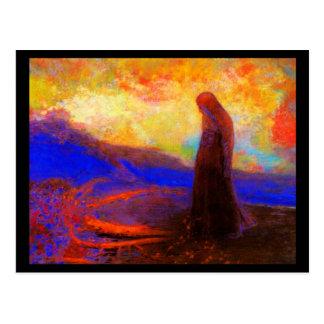 Cartão Postal Arte-Redon 43 Cartão-Clássica/vintage