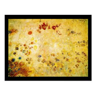 Cartão Postal Arte-Redon Cartão-Clássica 28