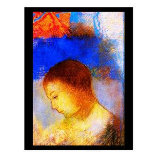 Cartão Postal Arte-Redon Cartão-Clássica 3