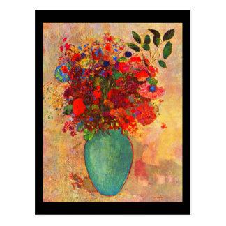 Cartão Postal Arte-Redon Cartão-Clássica 4