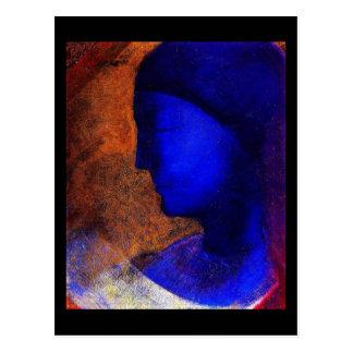 Cartão Postal Arte-Redon Cartão-Clássica 8
