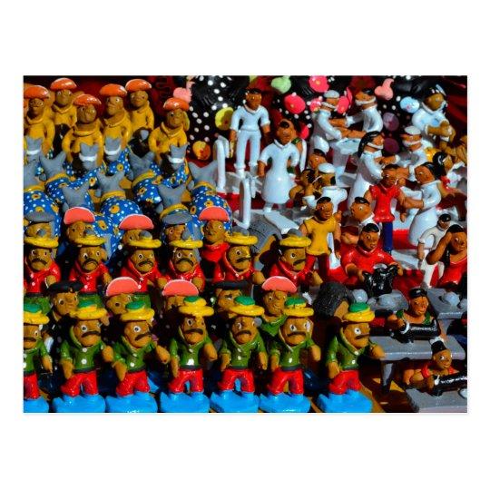 Cartão Postal - Artesanato brasileiro |Nº7
