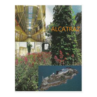 Cartão Postal Artigo da excursão de Alcatraz