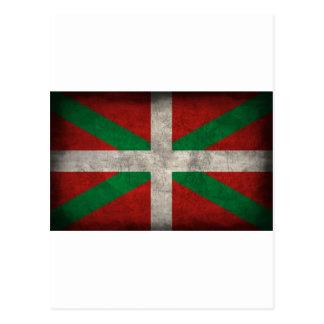Cartão Postal artigos políticos, basque/palesinian