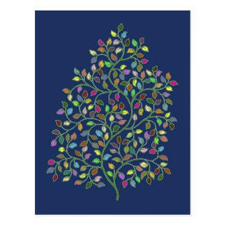 Cartão Postal Árvore da fortuna