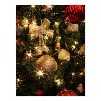 Cartão Postal Árvore de Natal 2